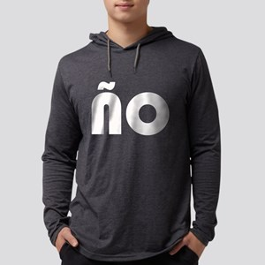 No 10 x 10 Long Sleeve T-Shirt